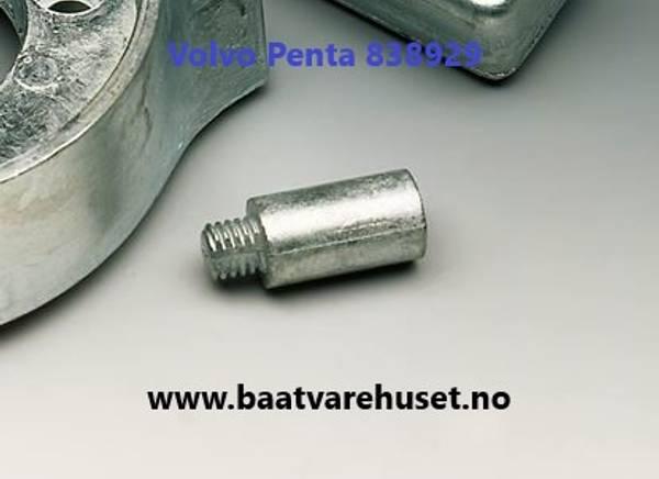 Bilde av Volvo Penta 838929 anode