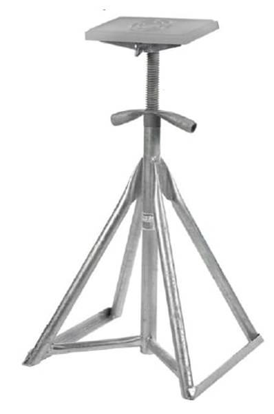 Bilde av Motorbåtstøtte galvanisert 84-127cm