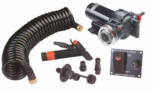 Bilde av SPX Johnson spylepumpe kit 20L , 12V
