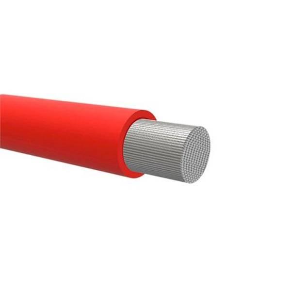 Bilde av Fortinnet kabel 95mm2 rød