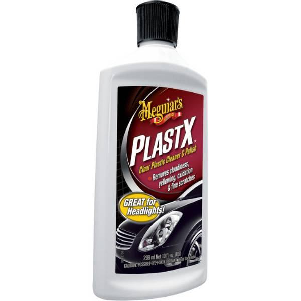 Bilde av Plast-X 296 ml - Meguiar's