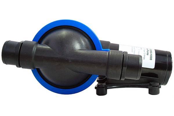 Bilde av Jabsco lensepumpe/ septikpumpe 12V