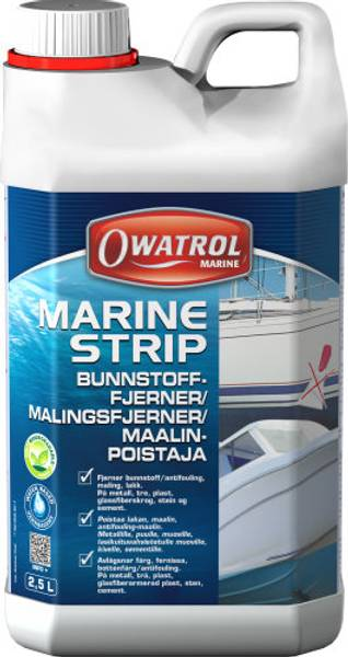 Bilde av Owatrol Marine Strip, 1L