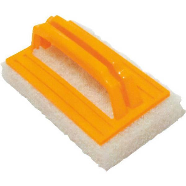 Bilde av Båtskrubb med håndtak, gul.